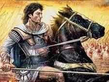 Великодушие Александра Македонского По обычаю, царь Александр окружал очередной город, плотным заслоном войск, перекрывая все возможные пути отступления. После чего приказывал зажигать перед