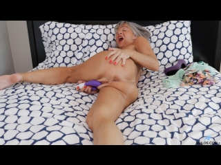 #PRon Leilani Lei - Silver Fox (2017-10-14) 2017 г., Mature, Solo, Masturbation, Toys, 1080p