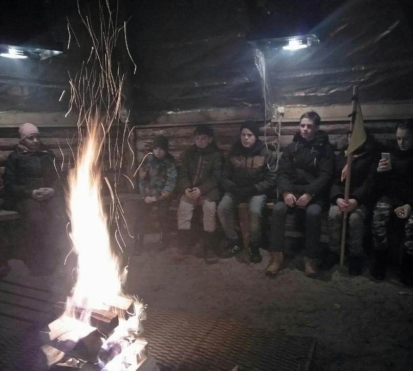 традиционный выезд дружины «Павловск»