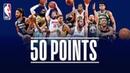 Every 50-Point Game So Far This NBA Season Giannis, Harden, Lillard, LeBron, Curry, KD, and More! NBANews NBA