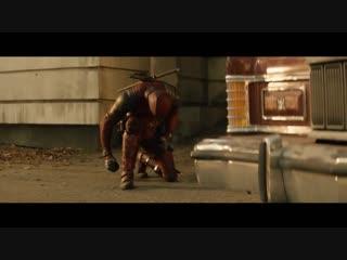 Deadpool 2 нарезка экшона