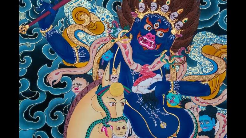 Palden Lhamo Mantra