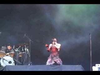 Skinny Puppy - The Freedom To Choose Is In Your Minds... (Live in Hungary 2005)