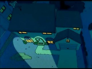 The Simpsons BMan Deep Deep Trouble Music Video