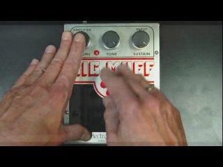 EHX Electro Harmonix Effectology Vol 17 Transforming Guitar to Bass