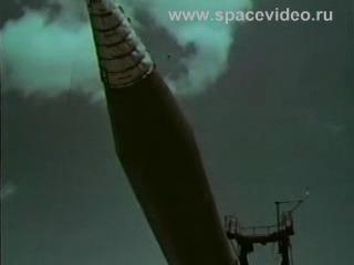 Испытание ракеты Р14У с ядерным зарядом полная версия