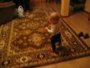 Матвею 1 годик Начал ходить.