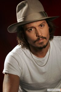 Johnny Depp-the brilliant actor