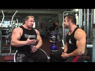 Marcus Ruhl - Favourite Ultimate Nutrition Supplements