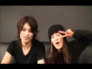 Backstage Bankai Show 001: Mensagem de Sato Miki e Isaka Tatsuya