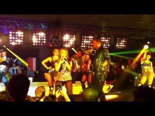 Kat Deluna ft. Jean-Roch I'm Alright (Live Monaco)