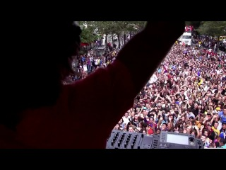Bob Sinclar feat. Pitbull and DragonFly and Fatman Scoop – Rock The Boat