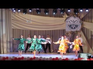 Казачий танец Отчетный концерт