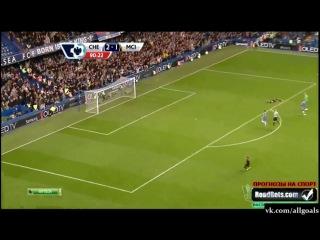 Челси 2–1 манчестер сити / гол торрес / 27.10.2013