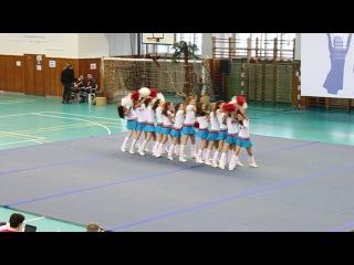Cheer freestail pom Junior Cheer Academy
