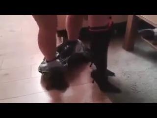 ПРИКОЛ: красивый секс)) НЕ порно. домашнее частное русское видео