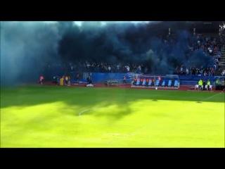 Dif - ifk göteborg, 3 juli 2012, stockholms stadion - tifo - hd