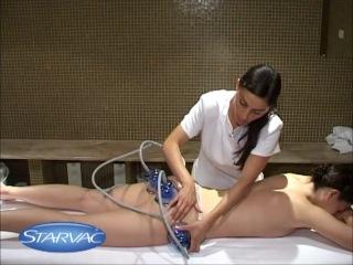 Аппаратный массаж Stravac