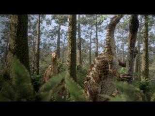 BBC Планета динозавров 6 Мастера выживания