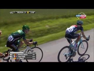 Дмитрий Фофонов и Сергей Курдюков о 7 этапе Тур де Франс 2013 www.worldvelosport.com