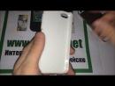ACSES накладка для iPhone ЛЕОПАРД