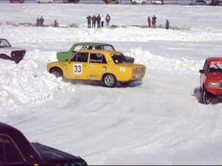 Ледовый штурм 2011г.классика