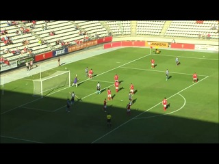 Hale End | 14-04-13 Real Murcia - CD Lugo (Wellington Silva's double)