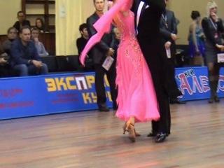 04.12.2010 - Dance Time 2010 г.Комсомольск-на-Амуре, МолодежьВзрослые D класс. Европейская программа
