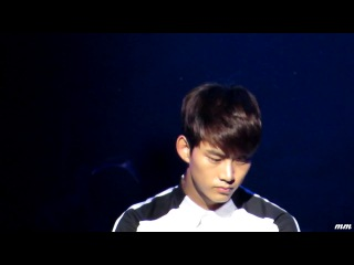 130901 | 2PM - Just For Today (Taecyeon Focus) | 5th Anniversary Fanmeeting