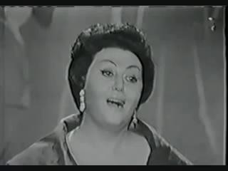 Régine Crespin sings Duparcs La vie anterieure