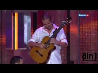 Эпичное электро-соло на акустической гитаре во время выступления елены ваенги, фэйл| fail, ваенга эпичное соло (vaenga epic guitar solo) / гитарист, выступающий с еленой ваенгой, творит чудеса на классической гитаре, выдавая звук электрогитары. =============================================================== the guitarist, who plays with elena vaenga, works wonders on the classical guitar, bring the electric guitar sound.