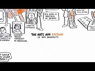 Кен Робинсон - Новый взгляд на систему образования