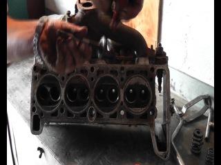 Ремонт головки целиндра мотоцикла на примере головки блока ВАЗ