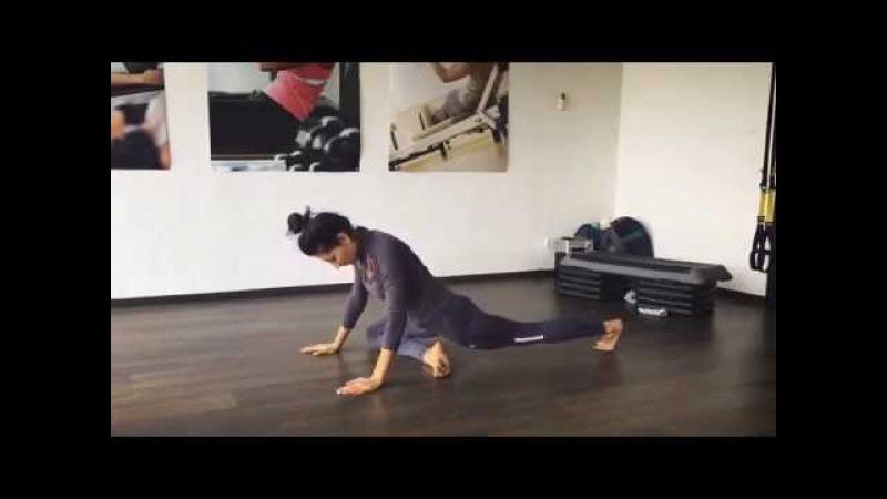 Будьте здоровы и красивы Гибкая сила Stretching and Flexibility