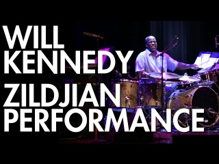 Zildjian Performance - Will Kennedy