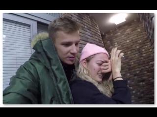 Олег Майами и Катя Кищук в офисе ПЦМФ