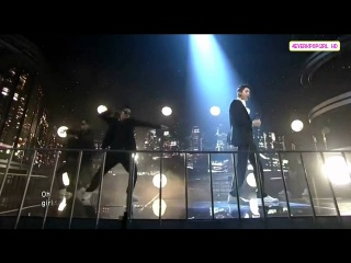 HD   110609 「 Kim Hyun Joong - PLEASE (Comeback) 」 Live Performance