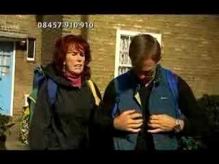 BBC One - Comic Relief - Daniel Craig & Catherine Tate