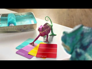 Valspar TV Commercial  - Jon and Val Find Their Perfect Color