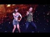 Tiger Shroff And Disha Patani Promote Baaghi 2 On The Sets Of Dance India Dance 3