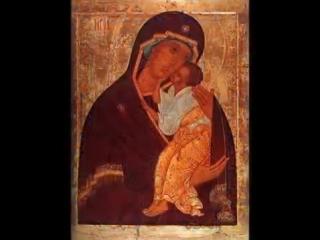 Молитва-песня БОГОРОДИЦЕ Заступнице Усердная - это воистину ангельское пение