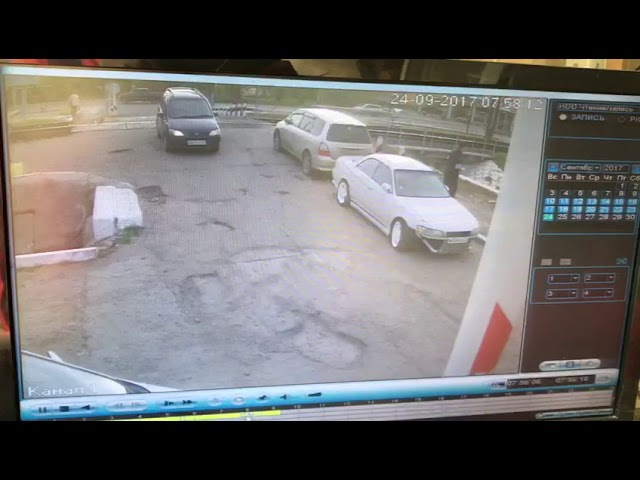 Авария на железнодорожном переезде сентябрь 2017