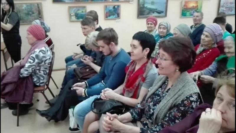 Встреча с Борисом Федерягиным
