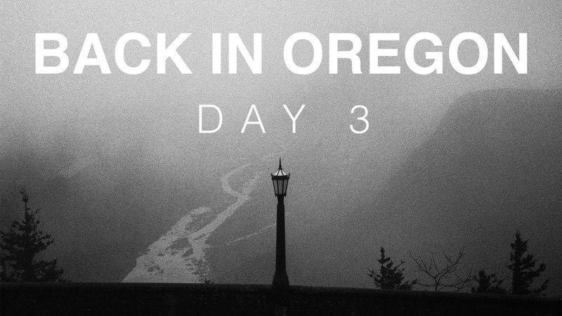 Back in Oregon Day 3 ~ Bronica SQ Ai Holga HP5