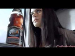 Реклама Напитки из Черноголовки - Пейте без остановки