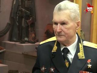 """Геннадий Зайцев, экс командир подразделения группы """"Альфа"""", отмечает 80-летие"""