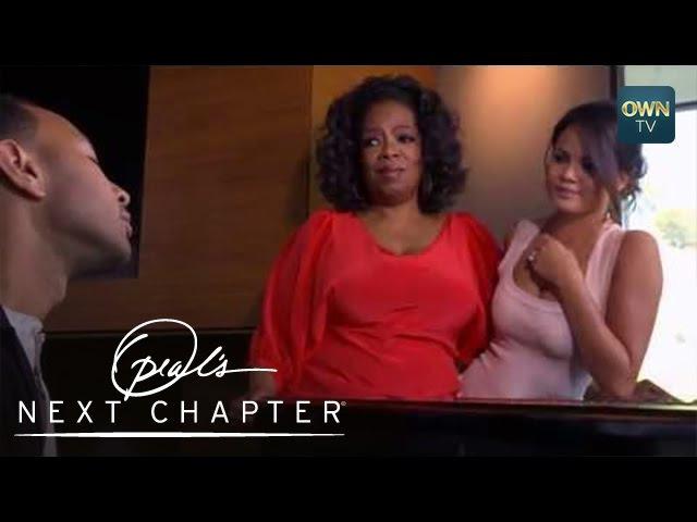 John Legend Performs All of Me   Oprahs Next Chapter   Oprah Winfrey Network