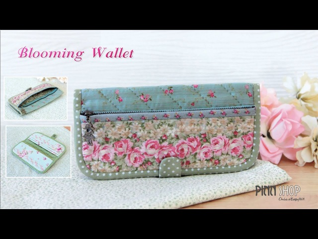Blooming Wallet_PINN SHOP