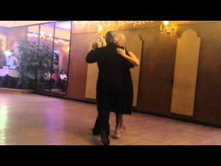 Argentine tango: Maria Silvia & Alfredo Alonso - Yuyo Verde