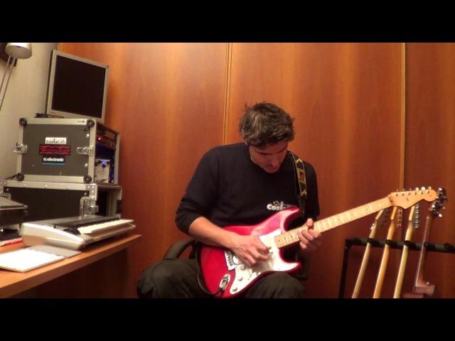 Pink Floyd Marooned - played by Edoardo Scordo